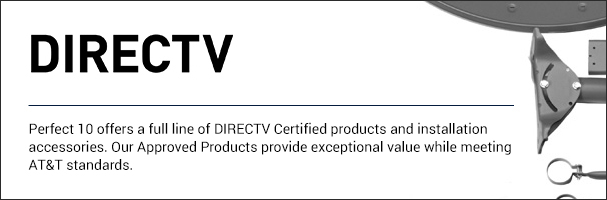 DIRECTV Approved - click to view all products in this category